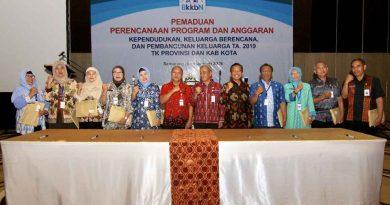 Kampung KB Diprioritaskan Di 2019