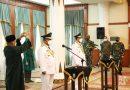 Bupati dan Wakil Bupati Karimun Dilantik