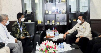 Gubernur Ansar Ahmad Minta Bupati dan Walikota Bantu BKKBN Mendata Keluarga