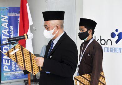 Pengambilan Sumpah Jabatan Administrator BKKBN Provinsi Kepri